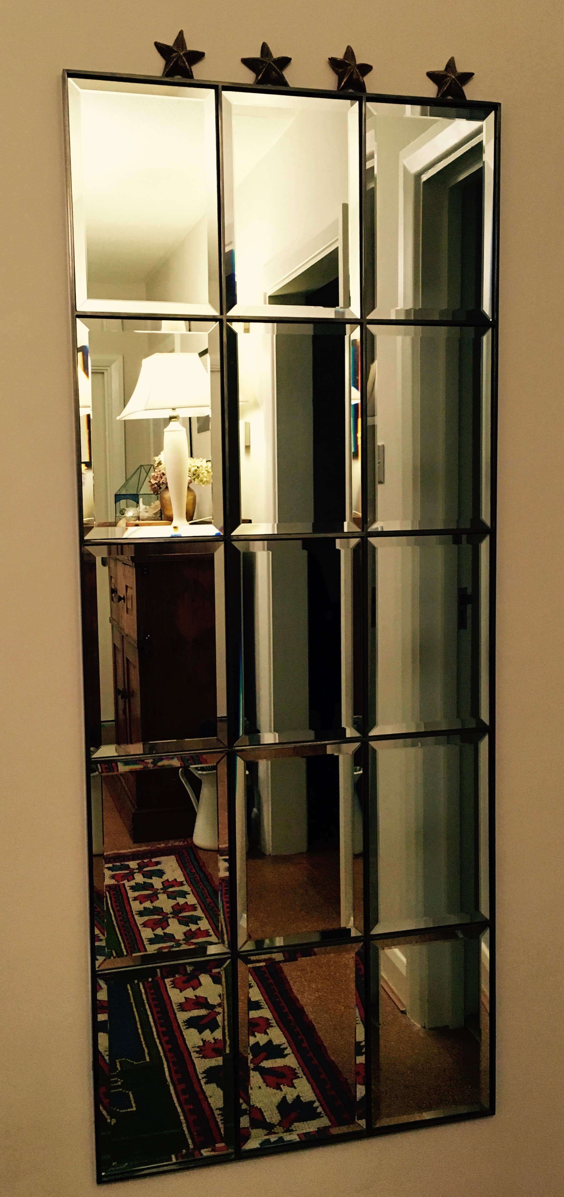 Bevelled Mirror, South London Glass, Osborn Glass