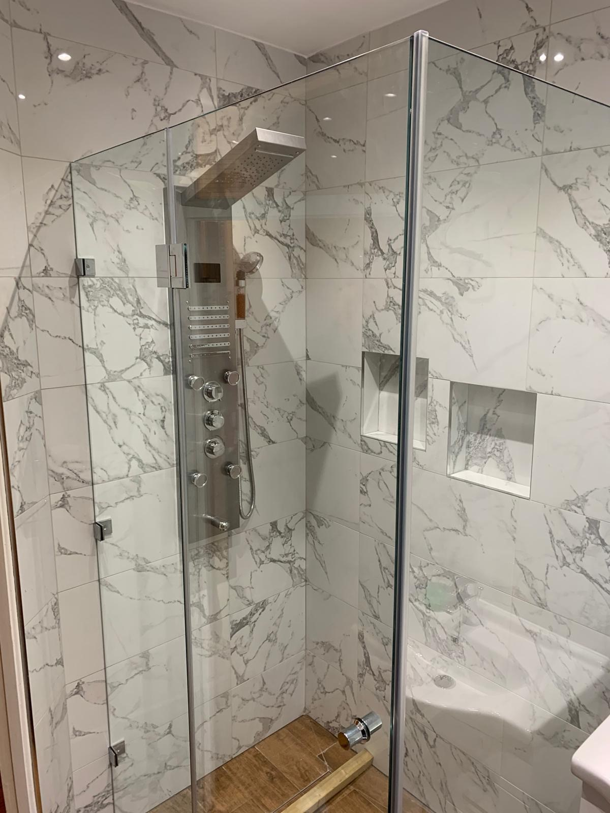 Shower Enclosure - Osborn Glass