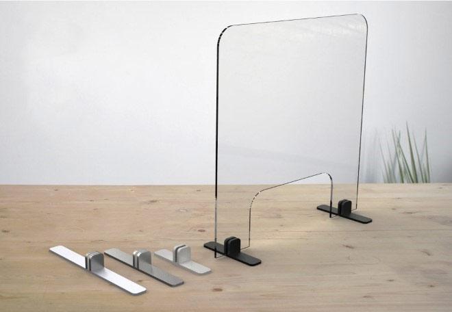Glass Partition Screens, London, Osborn Glass
